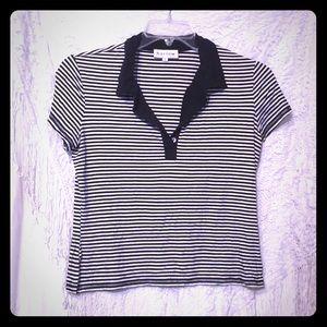 Harlow striped shirt